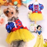 宠物狗公主衣服